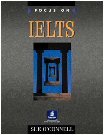 Focus on IELTS full student book, teacher book, audio cds
